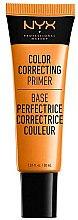 Düfte, Parfümerie und Kosmetik Flüssiger Gesichtsprimer - NYX Professional Makeup Color Correcting Liquid Primer