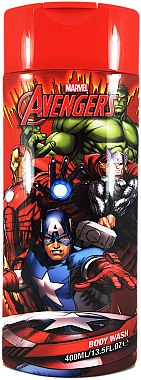 Kinderduschgel - Corsair Marvel Avengers Body Wash — Bild N1