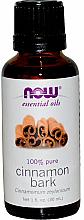 Düfte, Parfümerie und Kosmetik Ätherisches Öl Zimtrinde - Now Foods Essential Oils 100% Pure Cinnamon Bark