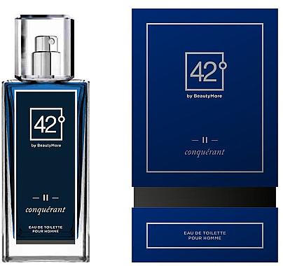 42° by Beauty More II Conquerant - Eau de Toilette — Bild N1