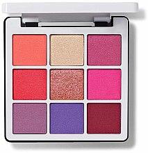 Düfte, Parfümerie und Kosmetik Mini-Lidschattenpalette - Anastasia Beverly Hills Mini Norvina Pro Pigment Palette Eyeshadow Vol. 1