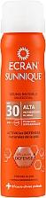 Düfte, Parfümerie und Kosmetik Sonnenschutzspray für den Körper SPF 30 - Ecran Sunnique Spray Protection SPF30