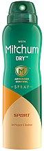 Düfte, Parfümerie und Kosmetik Deospray Antitranspirant - Mitchum Men Advanced Control Sport Anti-Perspirant Deodorant Spray