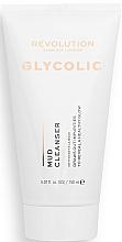 Düfte, Parfümerie und Kosmetik Sanfter Schlammreiniger für das Gesicht mit Glykolsäure - Revolution Skincare Glycolic Acid AHA Glow Mud Cleanser