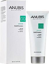 Düfte, Parfümerie und Kosmetik Erfrischende Fußemulsion mit Menthol - Anubis Cold Line Emulsion