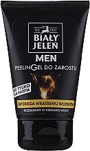 Düfte, Parfümerie und Kosmetik Peelinggel für den Bart - Bialy Jelen Men Peelin Gel