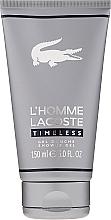 Düfte, Parfümerie und Kosmetik Lacoste L'Homme Timeless - Duschgel