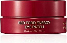 Düfte, Parfümerie und Kosmetik Augenpatches - Yadah Red Food Energy Eye Patch