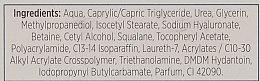 Feuchtigkeitsspendendes Creme-Gel für das Gesicht - Dermedic Hydrain3 Hialuro — Bild N4