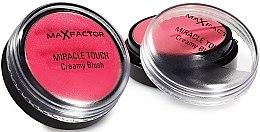 Düfte, Parfümerie und Kosmetik Creme-Rouge - Max Factor Miracle Touch Creamy Blush