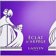 Düfte, Parfümerie und Kosmetik Lanvin Eclat D`Arpege - Kosmetikset (Eau de Parfum/50ml + Körperlotion/100ml)
