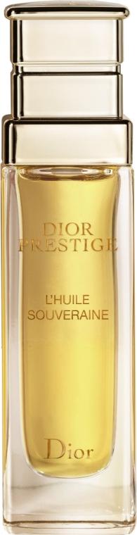 Regenerierendes Gesichtsserum-Öl für sehr trockene und empfindliche Haut mit natürlichen Ölen und Lipiden - Dior Prestige Exceptional Replenishing Serum-in-Oil — Bild N1