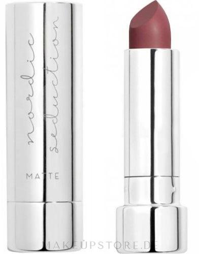 Lippenstift - Lumene Nordic Seduction Matte Lipstick — Bild 01 - Twilight Moment