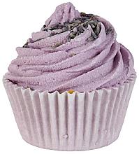 Düfte, Parfümerie und Kosmetik Badecupcake Lavender - Bomb Cosmetics Bath Melts Lazy Lavender Brulee Cup