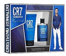 Düfte, Parfümerie und Kosmetik Cristiano Ronaldo CR7 Play It Cool - Duftset (Eau de Toilette 30ml + Duschgel 150ml)