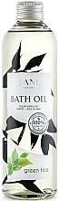Düfte, Parfümerie und Kosmetik Badeöl Grüner Tee - Kanu Nature Bath Oil Green Tea