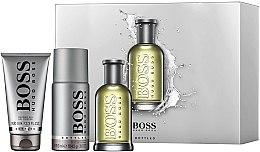 Düfte, Parfümerie und Kosmetik Hugo Boss Boss Bottled - Duftset (Eau de Toilette 100ml + Duschgel 100ml + Deospray 150ml)