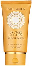 Düfte, Parfümerie und Kosmetik Bronze Göttin Sonnenschutz Gesichtslotion LSF 30 - Estee Lauder Bronze Goddess Sun Indulgence Lotion For Face SPF30