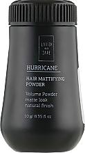 Düfte, Parfümerie und Kosmetik Volume Puder für Männer - Lavish Care Hurricane Hair Mattifying Powder