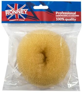 Haardonut 11x4,5 cm beige - Ronney Professional Hair Bun — Bild N1