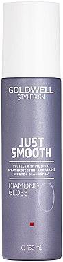 Haarspray für Schutz und Glanz - Goldwell Style Sign Just Smooth Diamond Gloss Protect & Shine Spray — Bild N1