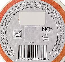 Natürliche Deo-Creme Original Orange - We Love The Planet Deodorant Original Orange — Bild N2