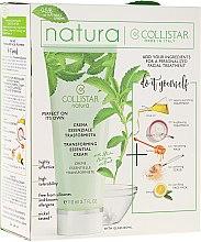 Düfte, Parfümerie und Kosmetik Gesichtspflegeset - Collistar Natura Facial Treatment( Creme 110ml+ Schüssel)