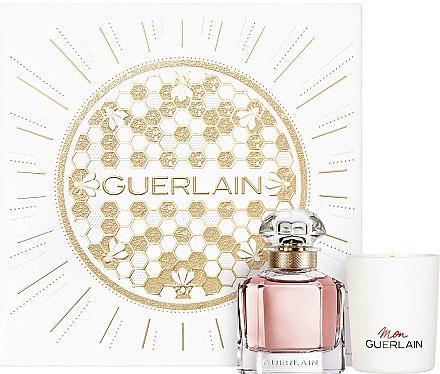 Guerlain Mon Guerlain - Duftset (Eau de Parfum 50ml + Duftkerze) — Bild N1