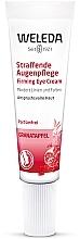 Düfte, Parfümerie und Kosmetik Straffende Augencreme mit Granatapfelsamenöl - Weleda Granatapfel Straffende Augenpflege