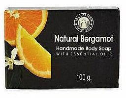 Düfte, Parfümerie und Kosmetik Handgemachte Körperseife Bergamotte - Song of India Soap Bergamot
