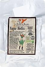Düfte, Parfümerie und Kosmetik Natürliches Nussgras-Pulver für Haar und Gesicht - Le Erbe di Janas Nagar Motha Powder