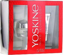 Düfte, Parfümerie und Kosmetik Gesichtspflegeset - Yoskine Kirei Lifting 60+ (Gesichtscreme 50ml + Augencreme 15ml)