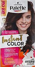 Düfte, Parfümerie und Kosmetik Farbshampoo ohne Ammoniak - Schwarzkopf Palette Instant Color