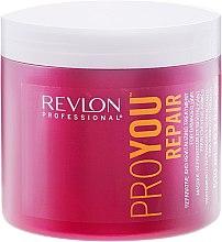 Düfte, Parfümerie und Kosmetik Maske für beschädigtes und chemisch behandeltes Haar - Revlon Professional Pro You Repair Mask