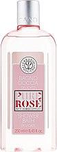 Düfte, Parfümerie und Kosmetik Sanftes Dusch- und Badegel - Erbario Toscano Pure Rose Shower Bath Delicate