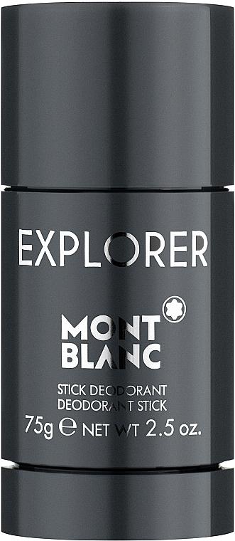 Montblanc Explorer - Deostick Antitranspirant