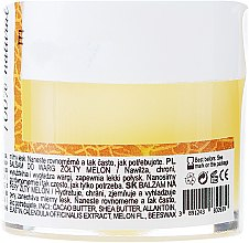 "Lippenbalsam ""Affe"" Zuckermelone - Hristina Cosmetics Lip Balm — Bild N2"