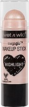 Düfte, Parfümerie und Kosmetik Highlighter-Stick für das Gesicht - Wet N Wild MegaGlo Makeup Stick Highlight