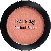 Düfte, Parfümerie und Kosmetik Rouge-Pudder - IsaDora Perfect Blush