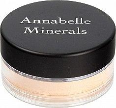 Düfte, Parfümerie und Kosmetik Mineralpuder für das Gesicht - Annabelle Minerals Coverage Foundation (Mini)