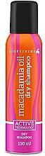 Düfte, Parfümerie und Kosmetik Trockenshampoo mit Macadamiaöl - Bioelixire Macadamia Oil Dry Shampoo