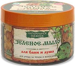 Düfte, Parfümerie und Kosmetik Grüne Bade- und Duschseife für Körper und Haar - Floresan