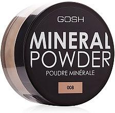 Düfte, Parfümerie und Kosmetik Mineralpuder für das Gesicht - Gosh Mineral Powder