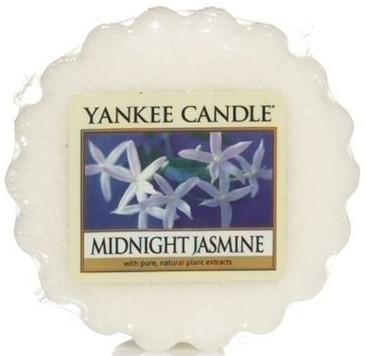 Tart-Duftwachs Midnight Jasmine - Yankee Candle Midnight Jasmine Tarts Wax Melts — Bild N1