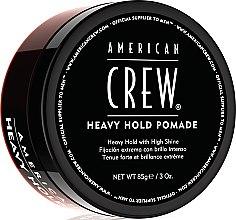 Düfte, Parfümerie und Kosmetik Modellierende Haarpomade Starker Halt - American Crew Heavy Hold Pomade