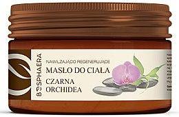 """Düfte, Parfümerie und Kosmetik Feuchtigkeitsspendende und regenerierende Körperbutter """"Schwarze Orchidee"""" - Bosphaera"""
