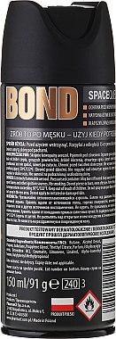 Deospray - Bond Spacequest Deo Spray — Bild N2