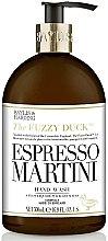 Düfte, Parfümerie und Kosmetik Flüssige Handseife Espresso Martini - Baylis & Harding The Fuzzy Duck Espresso Martini Hand Wash