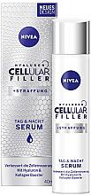 Düfte, Parfümerie und Kosmetik Stärkendes Gesichtsserum - Nivea Hyaluron Cellular Filler Serum