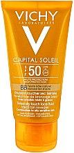 Düfte, Parfümerie und Kosmetik BB Getönte Sonnenschutzcreme für das Gesicht SPF 50 - Vichy Capital Soleil BB Tinted Dry Touch Face Fluid SPF 50